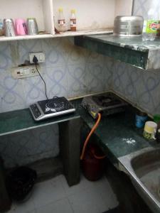Kitchen Image of Tera Accommodation PG in Rajinder Nagar