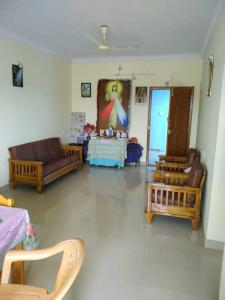 Living Room Image of PG 4192977 Shanti Nagar in Shanti Nagar