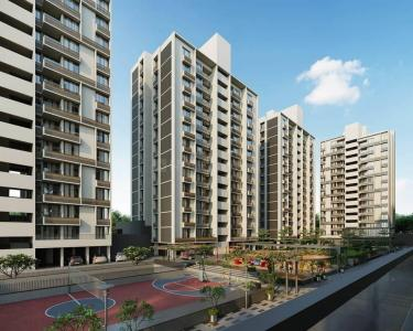 Gallery Cover Image of 1175 Sq.ft 2 BHK Apartment for buy in Sun Southrayz, Bopal for 4700000