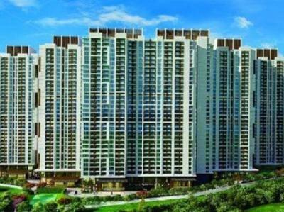 Gallery Cover Image of 1350 Sq.ft 3 BHK Apartment for buy in MICL Aaradhya Highpark Project 1 Of Phase I, Mira Road East for 15299000