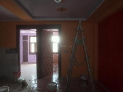 Gallery Cover Image of 900 Sq.ft 3 BHK Independent Floor for buy in Mahavir Enclave for 5500000