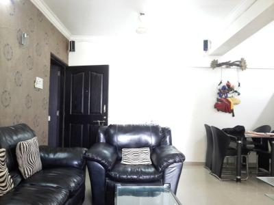 Gallery Cover Image of 1000 Sq.ft 2 BHK Apartment for rent in Lalani Residency, Thane West for 28000