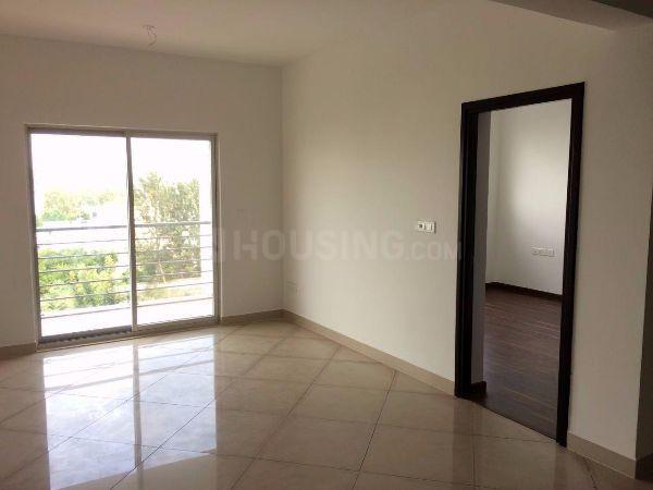 Living Room Image of 1200 Sq.ft 2 BHK Apartment for rent in HSR Layout for 33000
