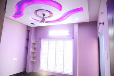Gallery Cover Image of 1350 Sq.ft 1 BHK Independent House for rent in Jnana Ganga Nagar for 8500