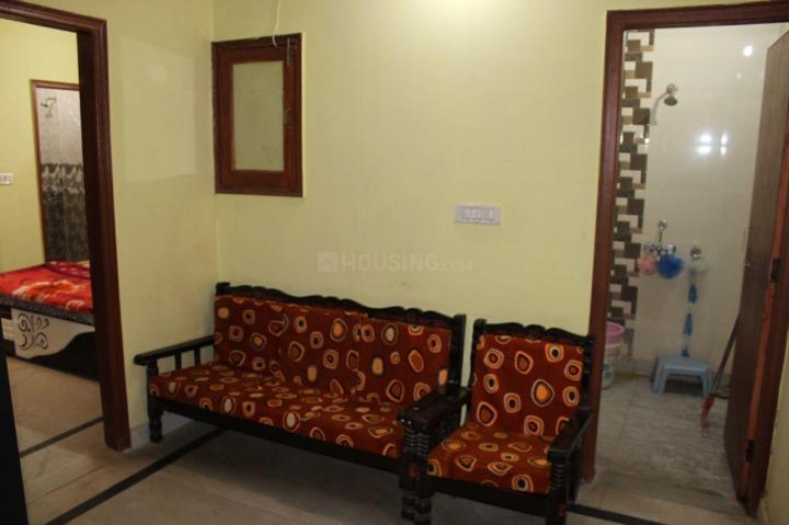 Living Room Image of Nyc PG in Dwarka Mor