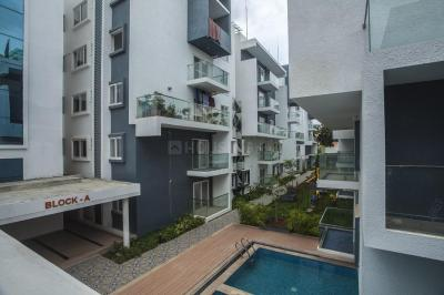 Gallery Cover Image of 1203 Sq.ft 2 BHK Apartment for buy in Trendsquares Ortus, Amrutahalli for 7500000