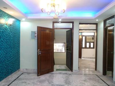 Gallery Cover Image of 1200 Sq.ft 3 BHK Independent Floor for buy in Chhattarpur for 3300000