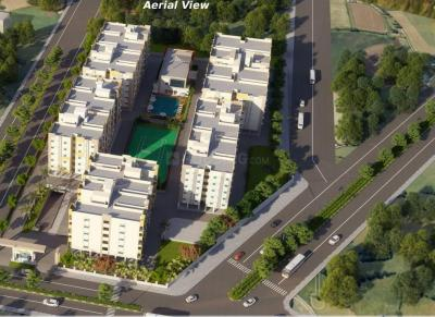 Gallery Cover Image of 979 Sq.ft 2 BHK Apartment for buy in Maheshwaram for 4800000