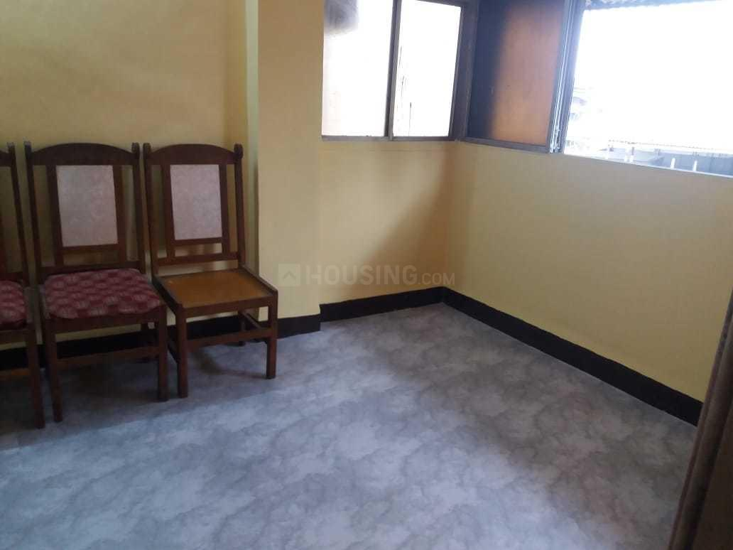 Living Room Image of 650 Sq.ft 1 BHK Apartment for rent in Dombivli East for 10000