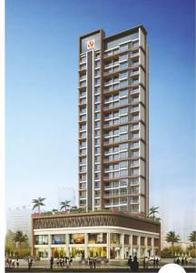 Gallery Cover Image of 1245 Sq.ft 2 BHK Apartment for buy in Varsha Balaji Exotica, Kopar Khairane for 13700000