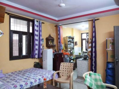 Gallery Cover Image of 450 Sq.ft 1 BHK Independent Floor for buy in Chhattarpur for 1600000