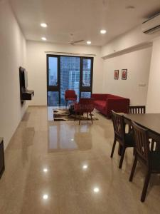 Gallery Cover Image of 1638 Sq.ft 3 BHK Apartment for rent in Worli for 130000