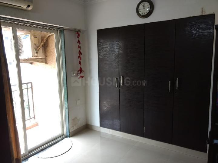 Bedroom Image of 1070 Sq.ft 2 BHK Apartment for rent in Powai for 52000