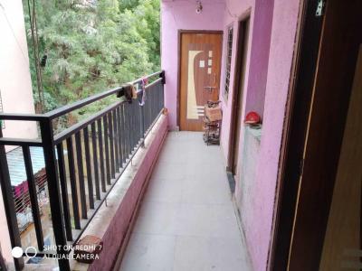 Balcony Image of New Balaji PG in Viman Nagar
