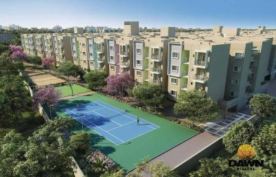 Gallery Cover Image of 1060 Sq.ft 3 BHK Apartment for buy in Yelahanka for 6500000