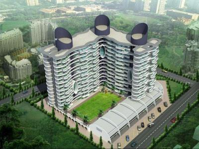 Gallery Cover Image of 667 Sq.ft 1 BHK Apartment for rent in Residency, Kamothe for 16000