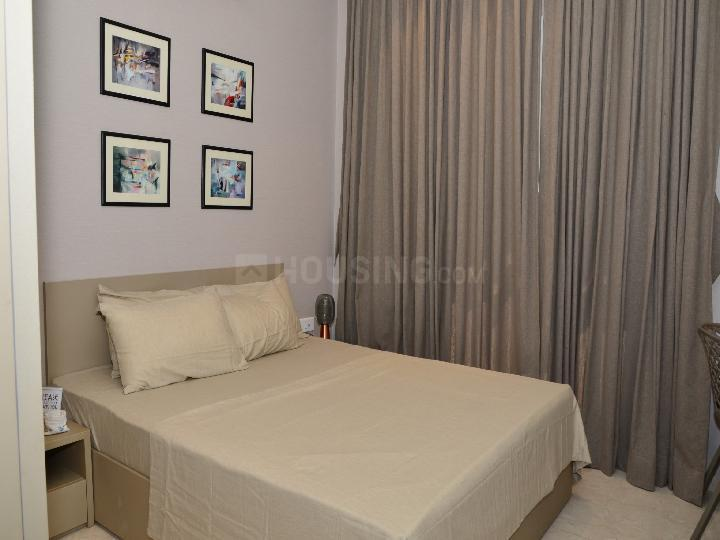 Bedroom Image of 613 Sq.ft 1 BHK Apartment for buy in Chembur for 11100000