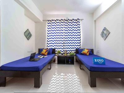 Bedroom Image of Zolo Altius in Kharadi