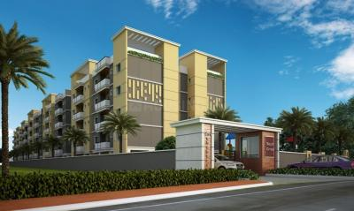 Gallery Cover Image of 1260 Sq.ft 3 BHK Apartment for buy in Bommasandra for 5050000