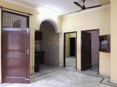 Gallery Cover Image of 800 Sq.ft 3 BHK Independent House for rent in Chhattarpur for 15000