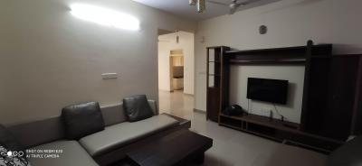 Gallery Cover Image of 1200 Sq.ft 2 BHK Apartment for rent in SLV Hm Signature, HBR Layout for 30000