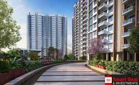 Gallery Cover Image of 1100 Sq.ft 2 BHK Apartment for buy in Mahindra Vicino A1 A2, Andheri East for 22500000