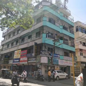 Building Image of Classic PG in Jayanagar