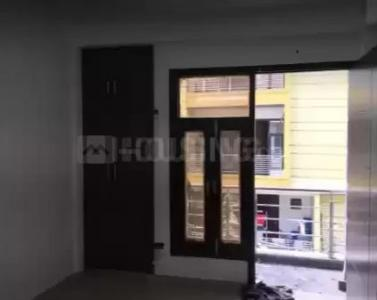 Gallery Cover Image of 600 Sq.ft 1 BHK Independent Floor for rent in Chhattarpur for 8500