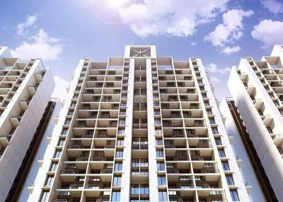 Gallery Cover Image of 1100 Sq.ft 2 BHK Apartment for buy in Saarrthi Codename 1873, Hinjewadi for 4900000