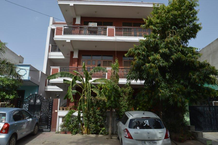 Building Image of 1250 Sq.ft 2 BHK Independent House for rent in Sector 17 for 20000