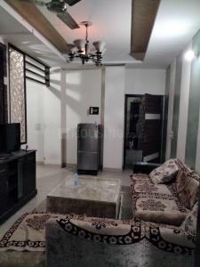 Gallery Cover Image of 850 Sq.ft 2 BHK Independent Floor for rent in Divyansh Homes, Niti Khand for 15000