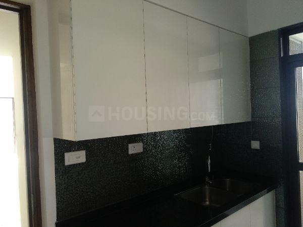 Kitchen Image of 1300 Sq.ft 3 BHK Apartment for rent in Lower Parel for 115000