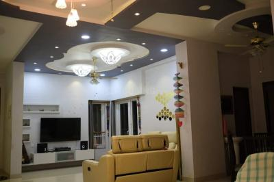 Gallery Cover Image of 2359 Sq.ft 4 BHK Apartment for buy in Adani Water Lily, Vaishno Devi Circle for 14000000