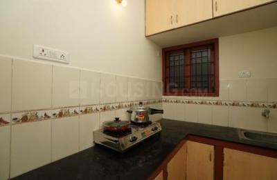 Kitchen Image of Venkata Krishnan Nest in Karapakkam