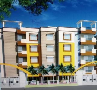 Gallery Cover Image of 969 Sq.ft 3 BHK Apartment for buy in Industrial Area for 2500000