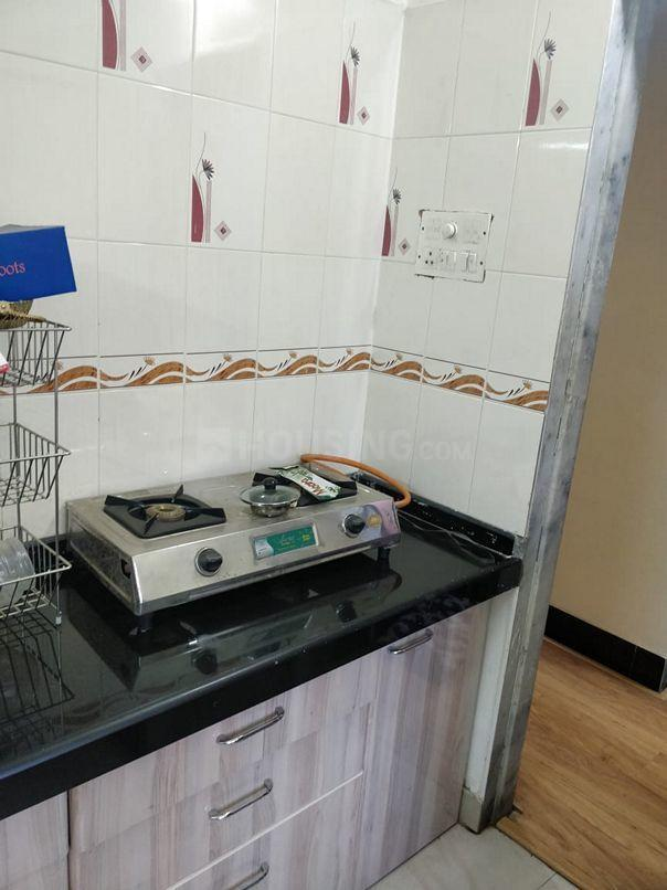 Kitchen Image of 1120 Sq.ft 2 BHK Apartment for rent in Chembur for 42001
