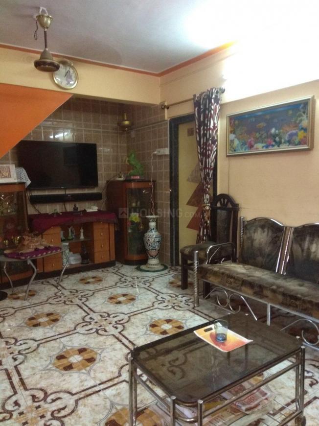 Living Room Image of 1500 Sq.ft 2 BHK Independent Floor for buy in Kopar Khairane for 18000000