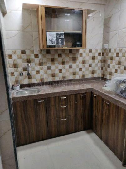 Kitchen Image of 1000 Sq.ft 2 BHK Independent House for rent in Mulund West for 7000