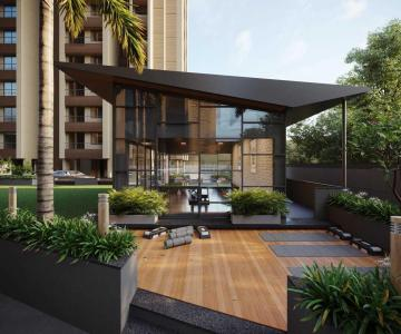 Gallery Cover Image of 760 Sq.ft 1 BHK Apartment for buy in Bopal for 2710000