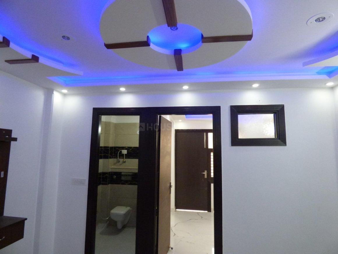 Living Room Image of 500 Sq.ft 2 BHK Independent Floor for buy in Uttam Nagar for 2500000