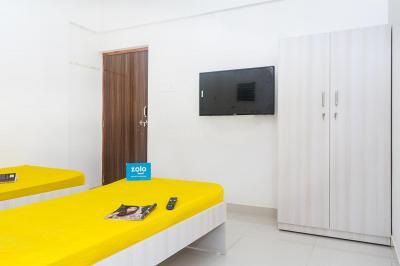 Bedroom Image of Zolo Jazz in Ejipura