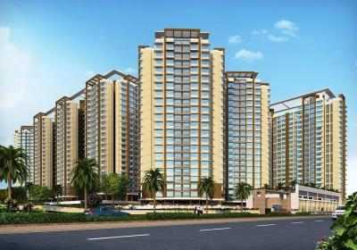 Gallery Cover Image of 554 Sq.ft 1 BHK Apartment for buy in Bhiwandi for 2800000