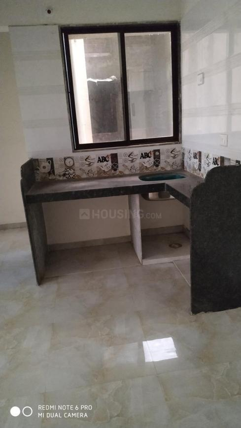 Kitchen Image of 500 Sq.ft 1 BHK Independent Floor for buy in Bhivpuri for 1050000