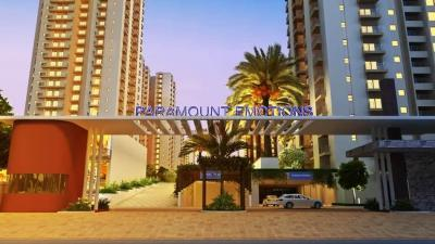 Gallery Cover Image of 1710 Sq.ft 3 BHK Apartment for buy in Paramount Emotions, Phase 2 for 5500000