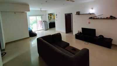 Gallery Cover Image of 1700 Sq.ft 3 BHK Apartment for rent in Harlur for 29900