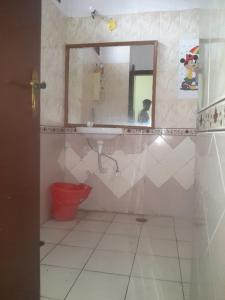 Bathroom Image of PG House in Alpha I Greater Noida