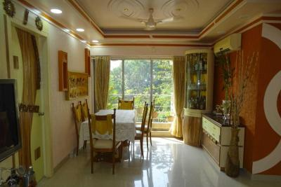 Gallery Cover Image of 1200 Sq.ft 3 BHK Apartment for rent in Kurla West for 87000