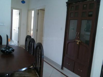Gallery Cover Image of 1852 Sq.ft 3 BHK Apartment for rent in Yeshwanthpur for 45000