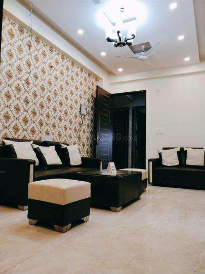 Living Room Image of 1350 Sq.ft 3 BHK Apartment for buy in Kritak Modern Apartment, sector 73 for 3850000