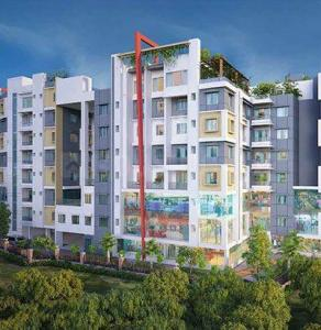 Gallery Cover Image of 1400 Sq.ft 3 BHK Apartment for buy in Garia for 7150000